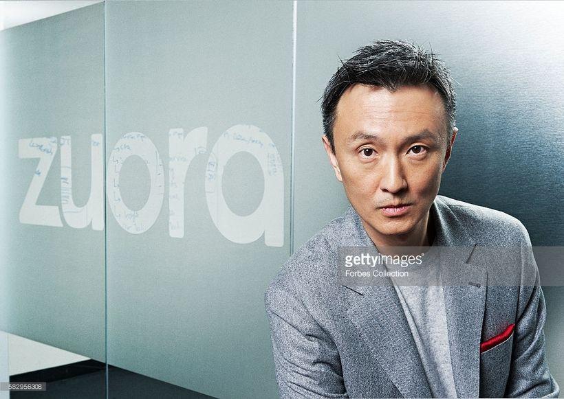 Tien Tzuo, CEO of Zuora