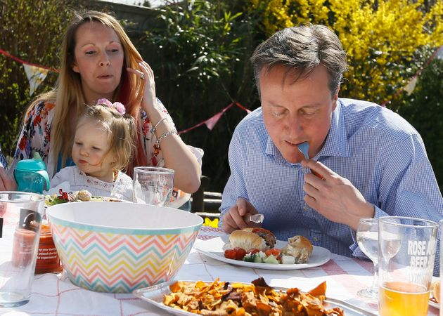 David Cameron 'Cuts The Crust Off His Toast' - And 5 More Of The Ex-Prime Minister's Odd