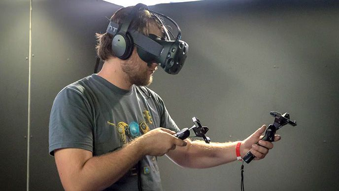 Can the Vive survive the Hololens?