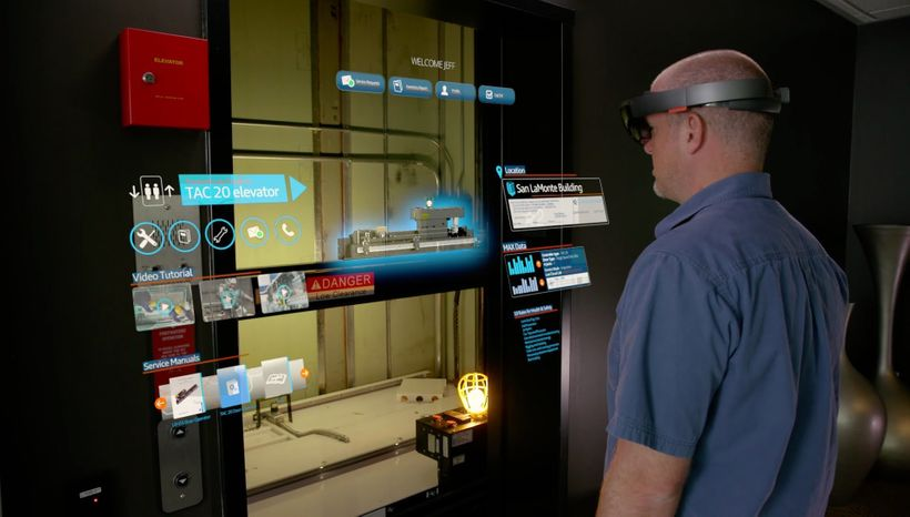 Use of the Hololens in business and education will evangelize it's value at home.