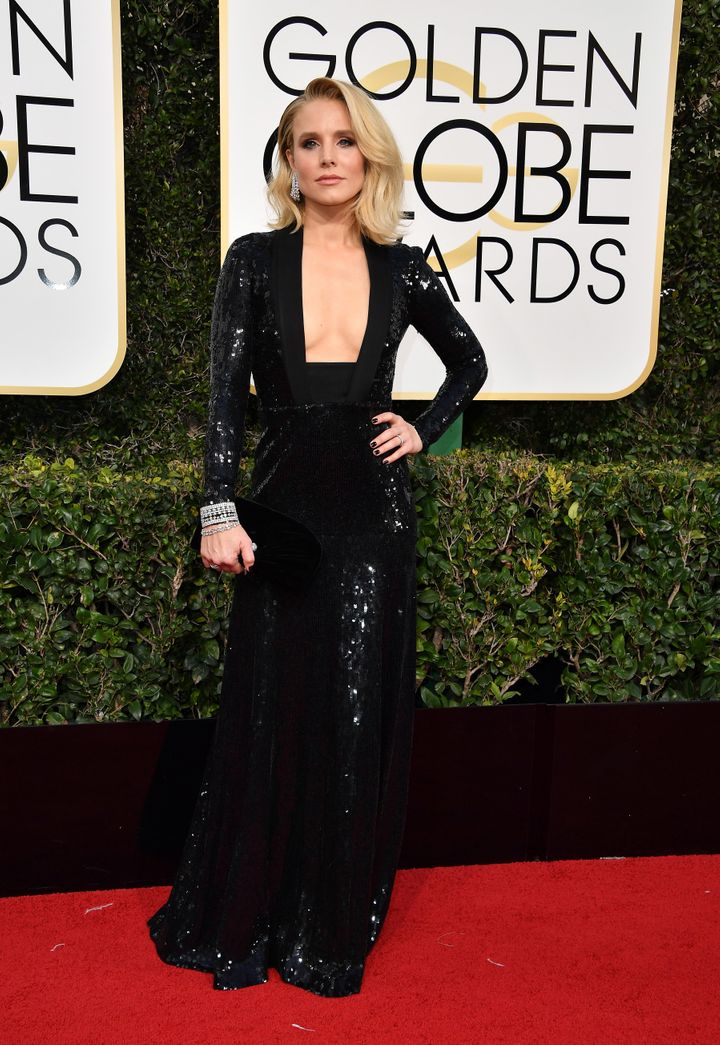 The best looks from the 2017 golden globes red carpet huffpost - Golden globes red carpet ...