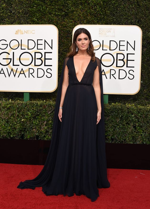 The Best Looks From The 2017 Golden Globes Red