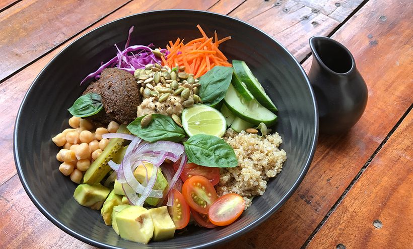If you're feeling peckish onsite, you can order from a range of scrumptious menu options at Dojo Bali Cafe.