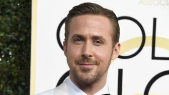 BEVERLY HILLS, CA - JANUARY 08: Actor Ryan Gosling attends the 74th Annual Golden Globe Awards at The Beverly Hilton Hotel on January 8, 2017 in Beverly Hills, California.  (Photo by Frazer Harrison/Getty Images)