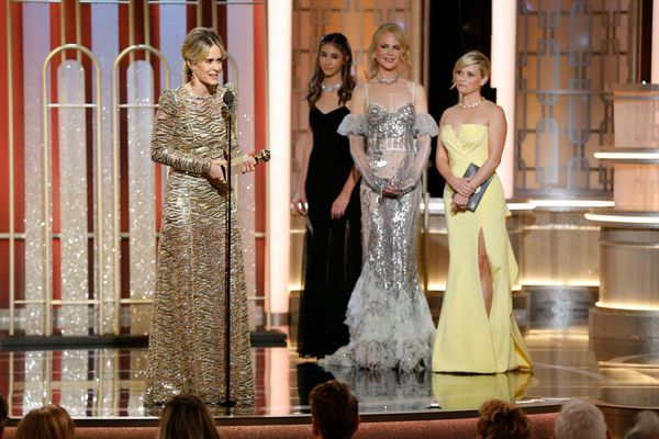 Sarah Paulson wins Best Actress, Limited Series or Motion Picture Made for TV.
