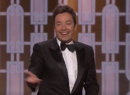 Watch Jimmy Fallon's Teleprompter Fail During Golden Globes' Opening Sequence