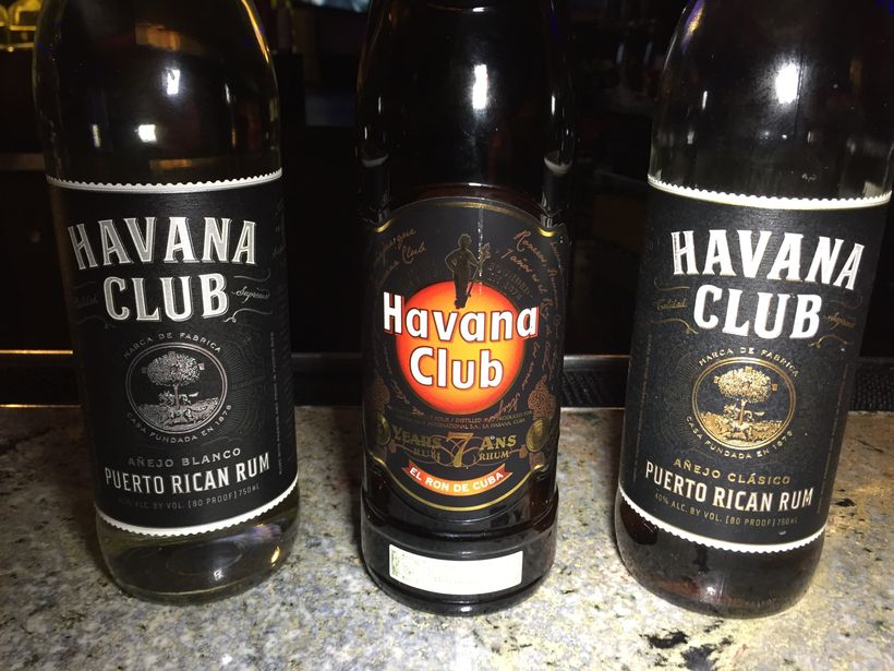 The Rum Wars Havana Style Rum From Cuba And Puerto Rico