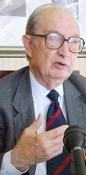 Selig S. Harrison, former <em>Washington Post</em> Bureau Chief in Northeast Asia, who died on December 30, 2016