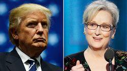 Twitter Predicts Donald Trump's Response To Meryl Streep's