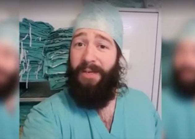 Dad Documented Wife's C-Section Birth Story On Facebook To More Than 100,000