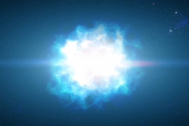 You'll Be Able To Watch A Star Explode In