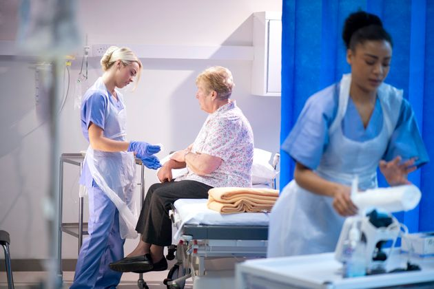 Patients will be very concerned about the problems within the NHS, The Patients Association said (stock