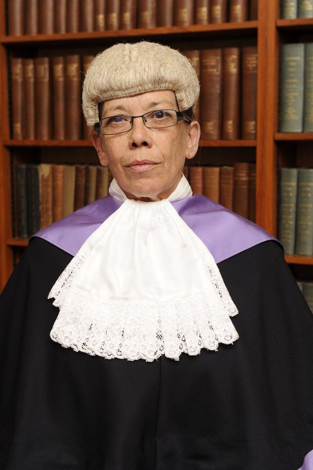 Judge Patricia Lynch QC has been cleared of