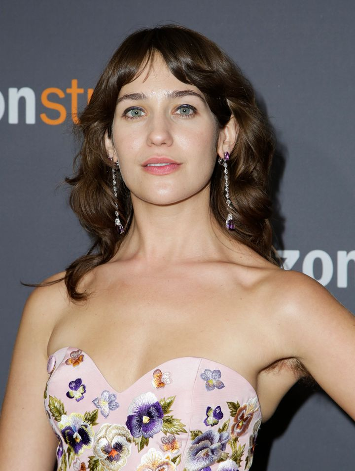 Lola Kirke attends Amazon's Golden Globes party in Beverly Hills.