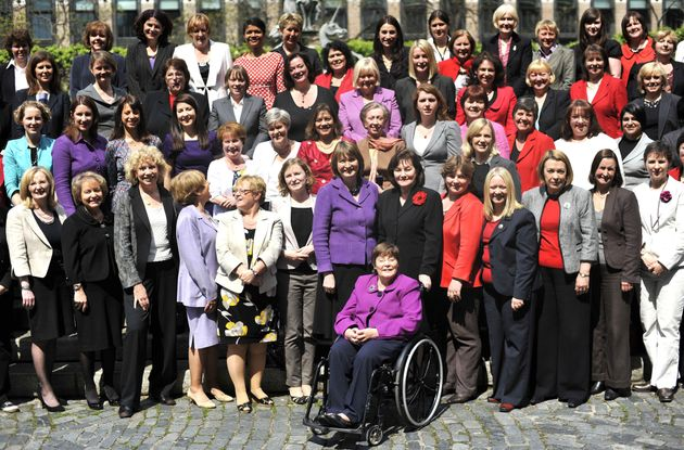 UK Should Ensure Women Make Up 45% of Parliament By Law