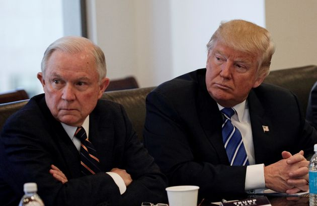 Jeff Sessions promises to 'systematically prosecute' gun criminals
