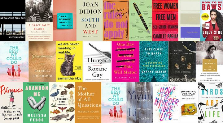 27 Nonfiction Books By Women Everyone Should Read This Year Huffpost