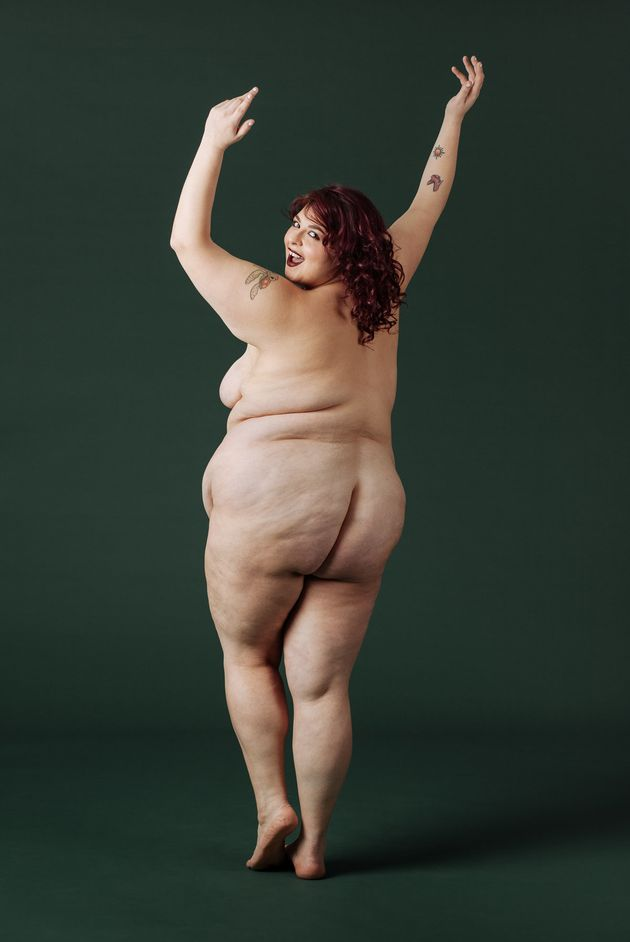 9 People Shed Their Clothes To Show The Beauty Of Body