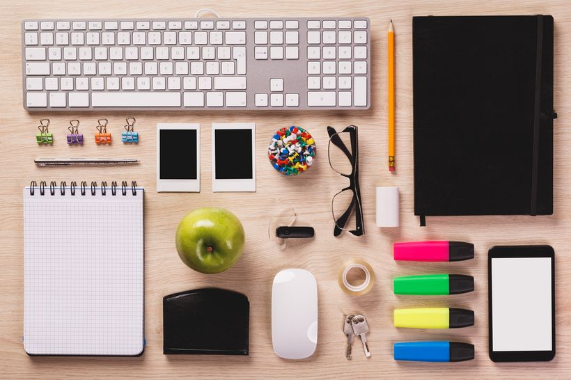 national clean your desk off day how to keep a tidy desk huffpost