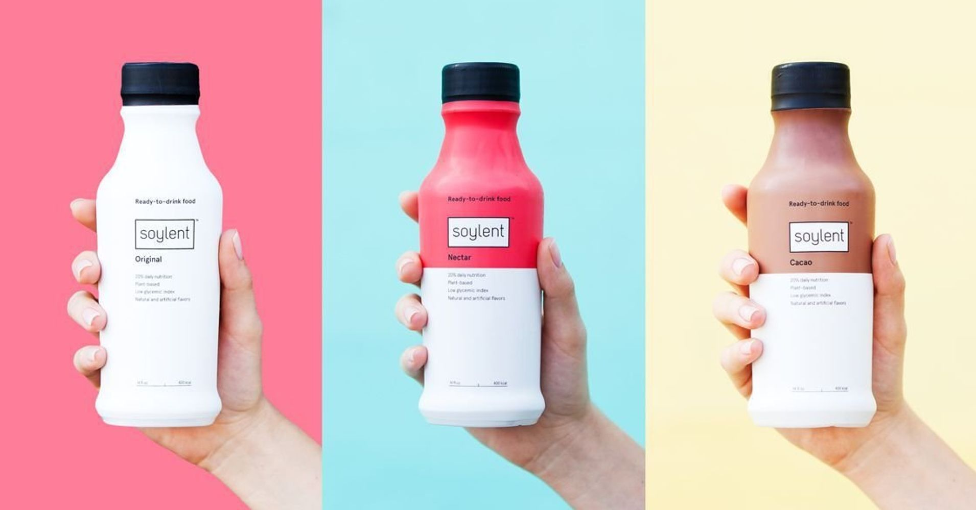 Soylent\'s New Flavors Attempt To Make Soylent Actually Taste Good ...
