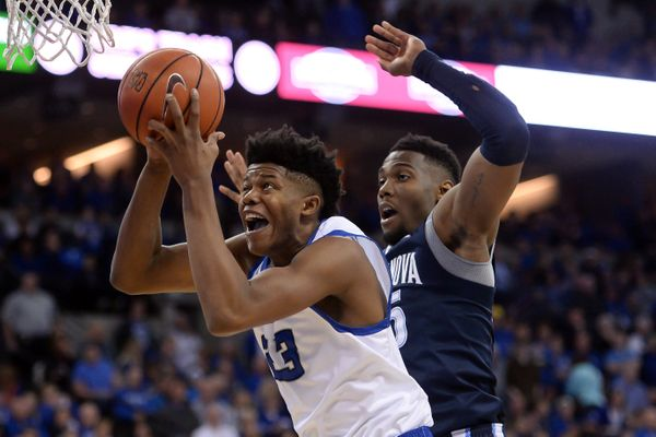 Creighton continues to pile up wins, in large part to Patton, the local product out of Omaha. At 6-foot-11, Patton is a reall