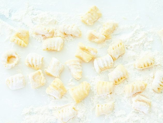 The Simplest Homemade Gnocchi You'll Ever
