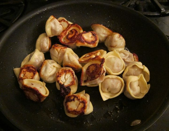 Those tortelli