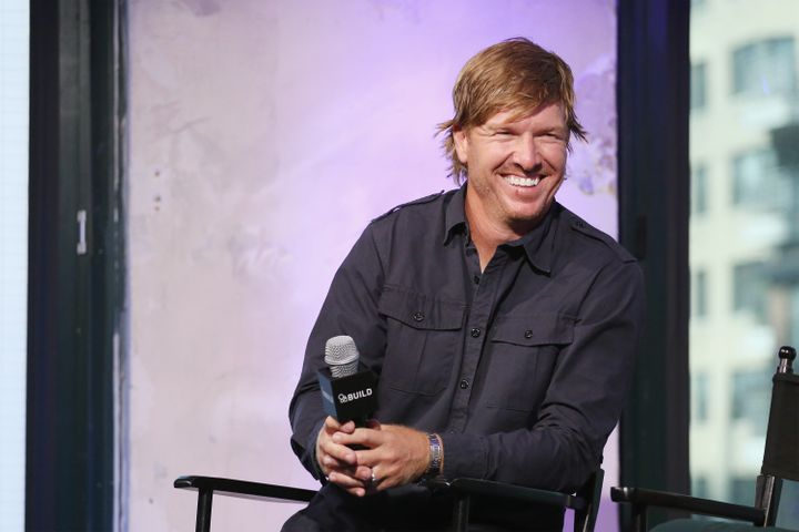 "Chip Gaines wants to ""change the conversation"" in America."