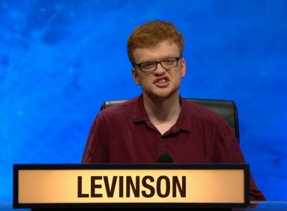 Is Levinson the man to finally overtake Bobby Seagull in the name