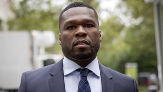 "Rapper 50 Cent, whose real name is Curtis James Jackson III, arrives at New York State Supreme Court in Manhattan, New York July 21, 2015. Rapper 50 Cent filed for bankruptcy protection on July 13, reporting debts and assets in the range of $10 million to $50 million. The 40-year-old New York-born entertainer called the voluntary Chapter 11 filing in a Connecticut bankruptcy court a ""strategic business move"" that would not affect fans.  REUTERS/Brendan McDermid"