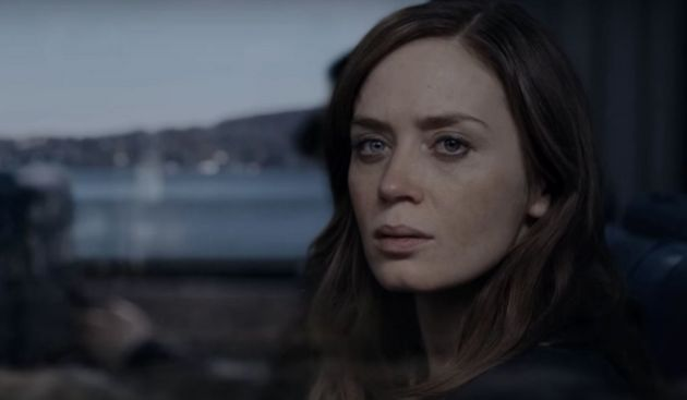 Emily Blunt in 'Girl on the