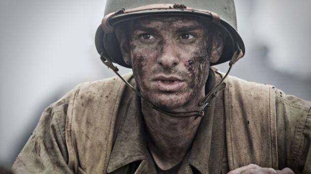 Andrew Garfield in 'Hacksaw