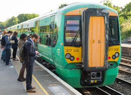 Jeremy Corbyn's Southern Rail Comments Hit A Nerve As Commuters Face Another Day Of Chaos