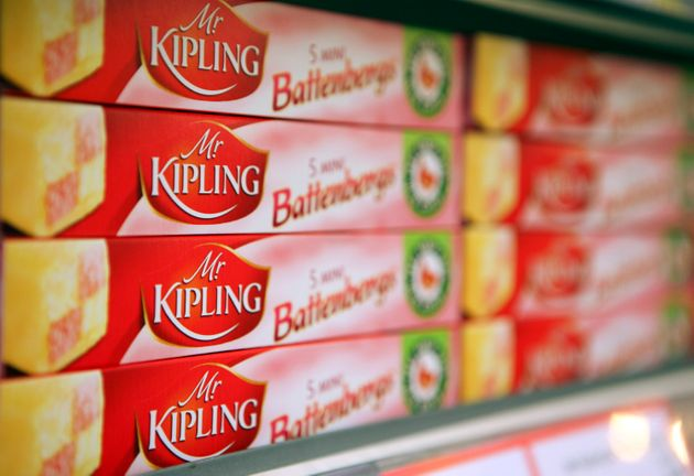 Premier Foods, includingMr Kipling cakes, could become more expensive following Brexit