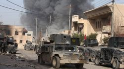 Civilian Death Toll Mounts As Iraqi Forces Push On In