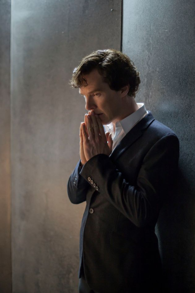 Sherlock's final confrontation will be among his most intense, promise writers Steven Moffat and Mark