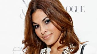 NEW YORK, NY - SEPTEMBER 18:  Actress Eva Mendes attends the Eva Mendes Exclusively at New York & Company Launch Event at New York & Company on September 18, 2013 in New York City.  (Photo by Cindy Ord/WireImage for New York & Company)