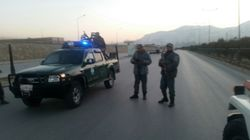 Suicide Bombing Near Afghan Parliament Kills At Least