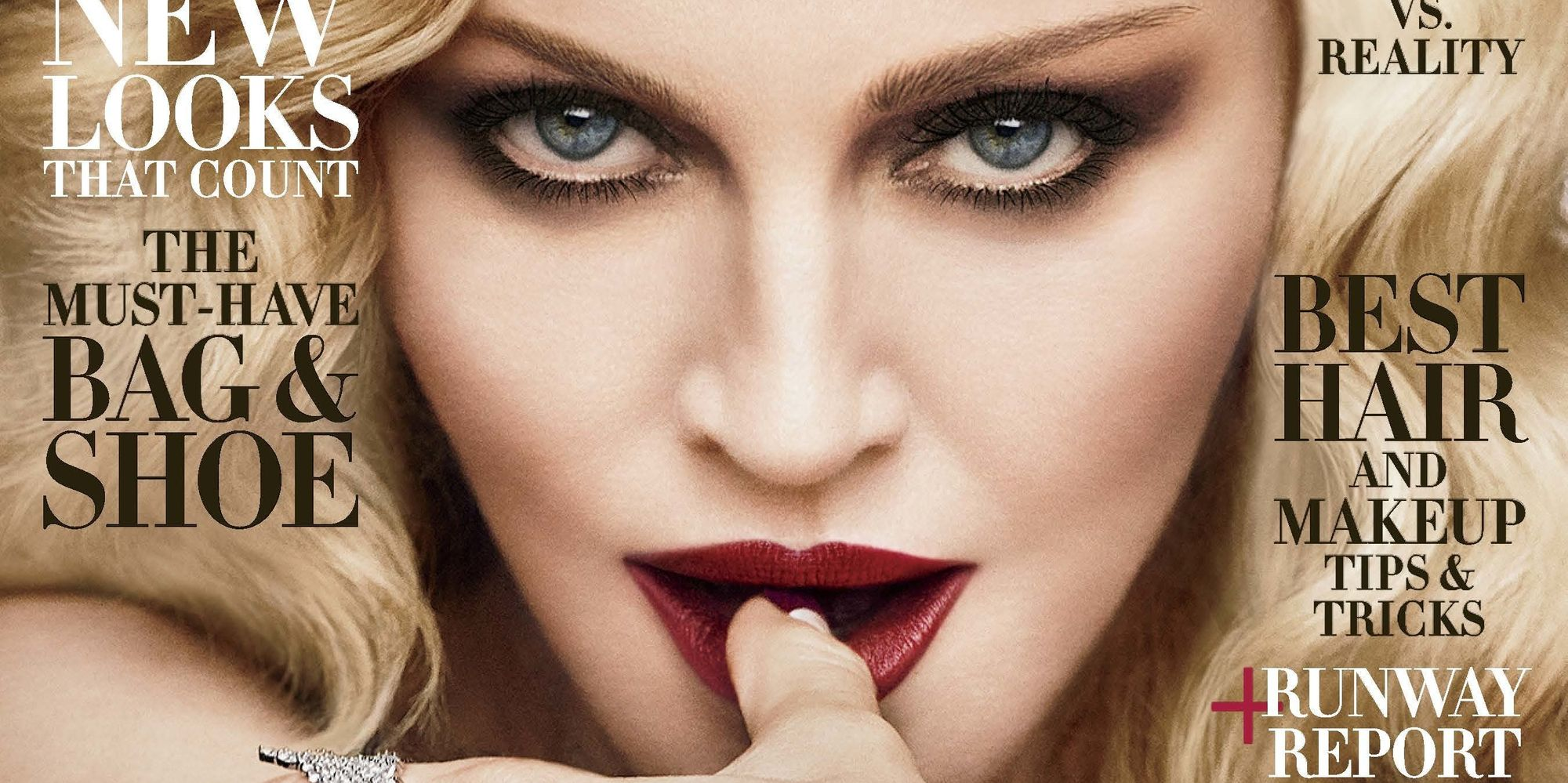 Madonna Compares Donald Trump 'Nightmare' To Being Dumped By An Ex-Lover