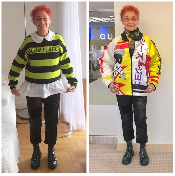 This 74-Year-Old Is Proof That You Can Be A Fashion Icon At Any