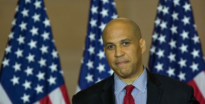 "Sen. Cory Booker (D-N.J.), a former mayor and councilman in Newark, said he was ""deeply concerned"" that 30 Newark school"