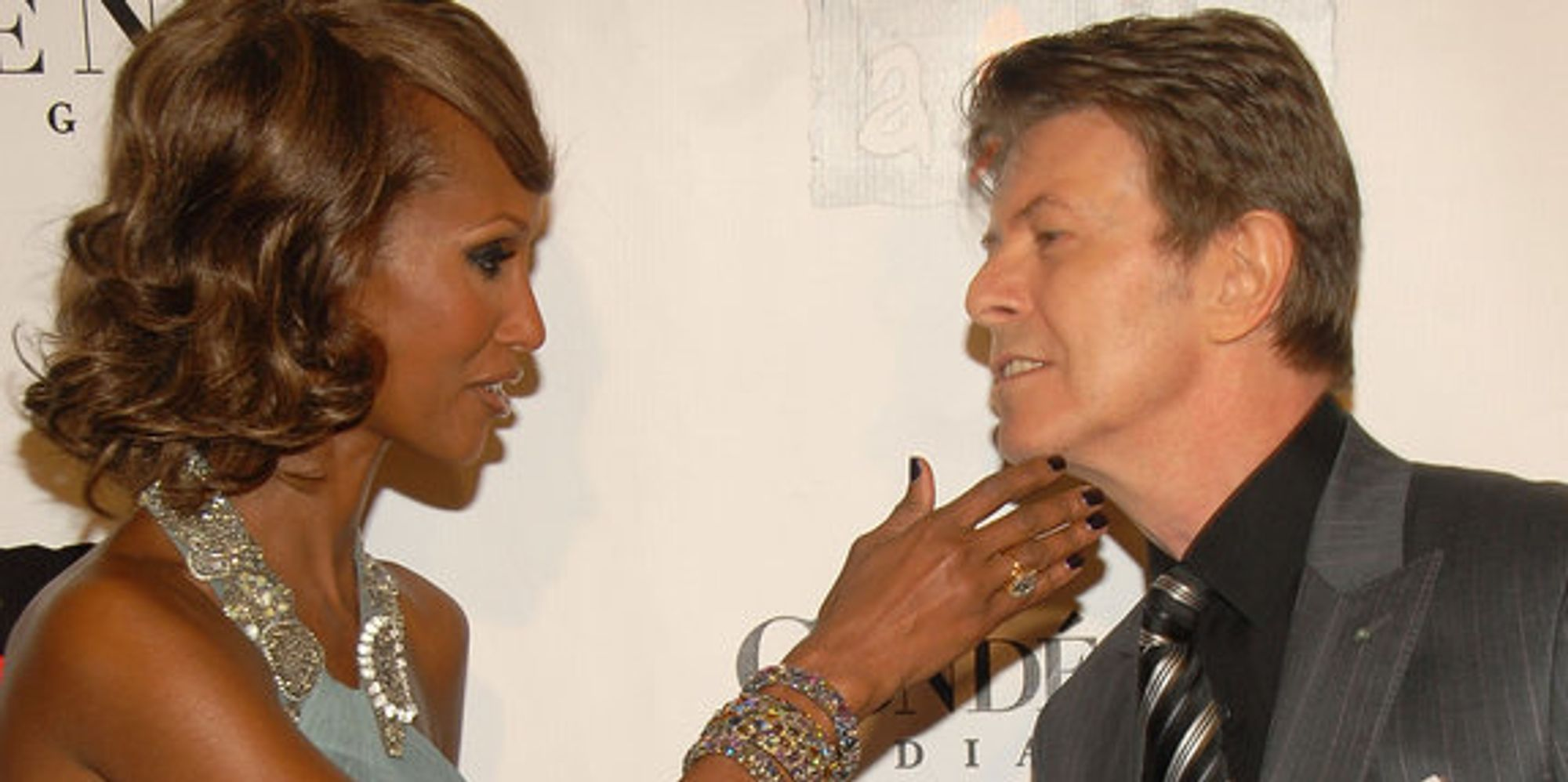 David Bowie And Iman: 13 Photos That Prove They Were The World's Most Fashionable Couple