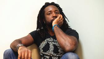 Handout image of Marlon James, whose book A Brief History Of Seven Killings, is one of six that have been shortlisted for the Man Booker Prize 2015.