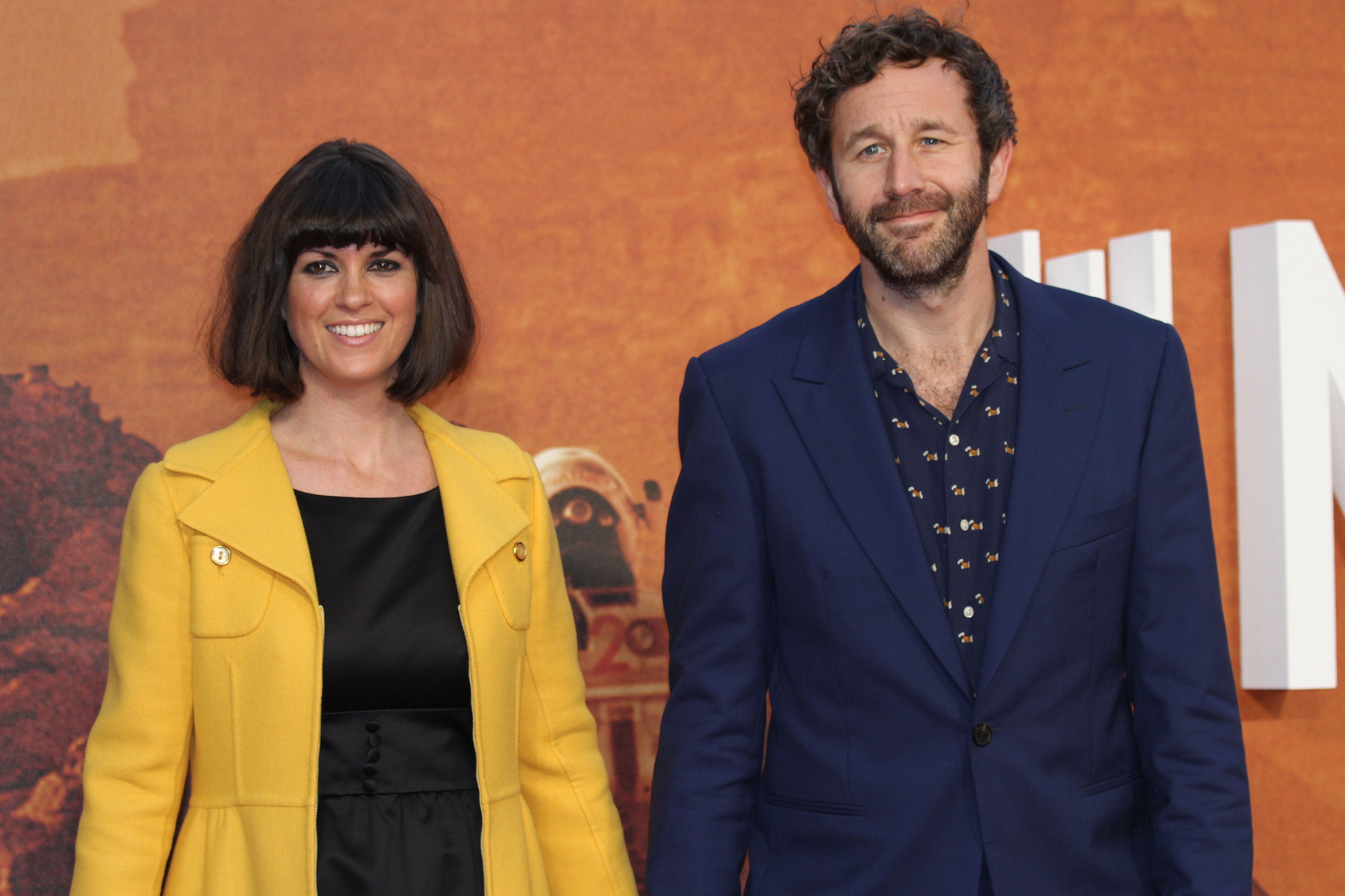 Dawn O'Porter And Chris O'Dowd Are Expecting Their Second