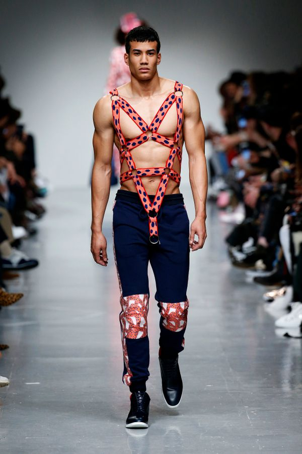 The 22 Most Outrageous Looks From London Men's Fashion ...