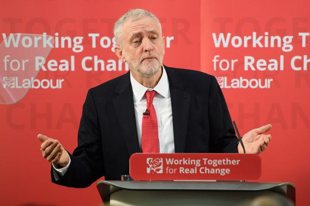 Jeremy Corbyn Abandons Maximum Pay Cap The Same Day As Suggesting It