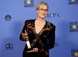 Meryl Streep's Golden Globes Speech Revealed An Inconvenient Truth About Hollywood