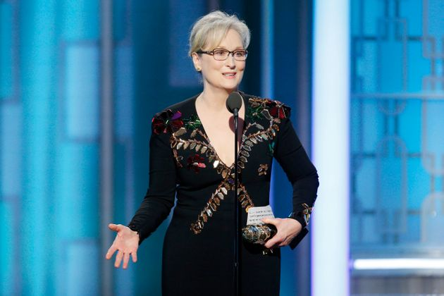 Meryl Streep's speech called out Donald Trump -- although not by