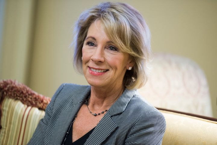 Members of Congress, spurred by the nomination of Betsy DeVos as education secretary, have formed a caucus to support public