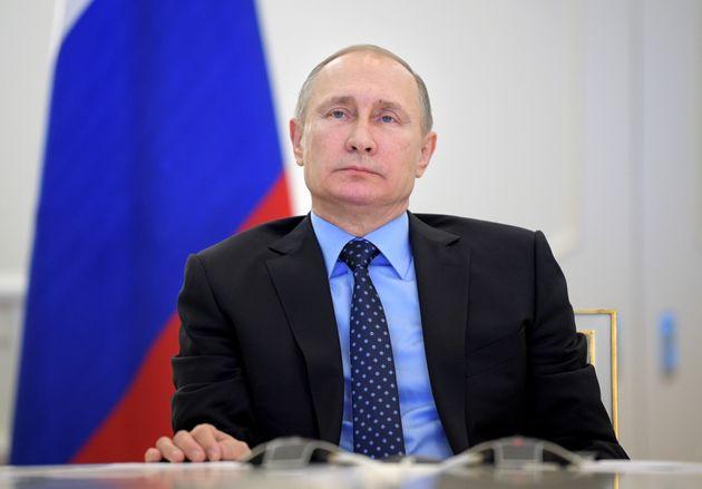 Russian President Vladimir Putin said that the